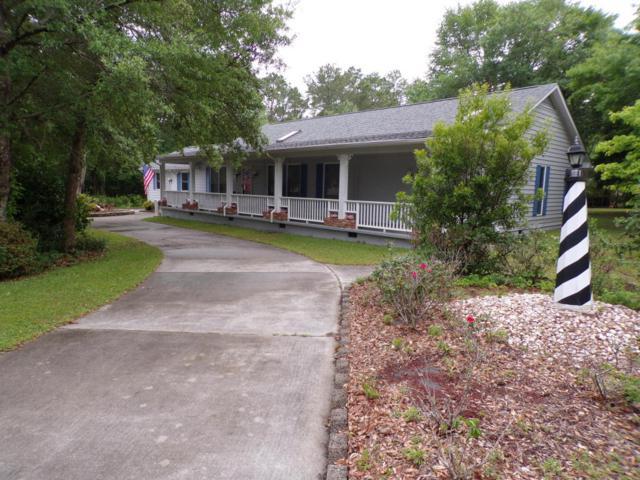130 Salty Shores Road, Newport, NC 28570 (MLS #100043231) :: Century 21 Sweyer & Associates