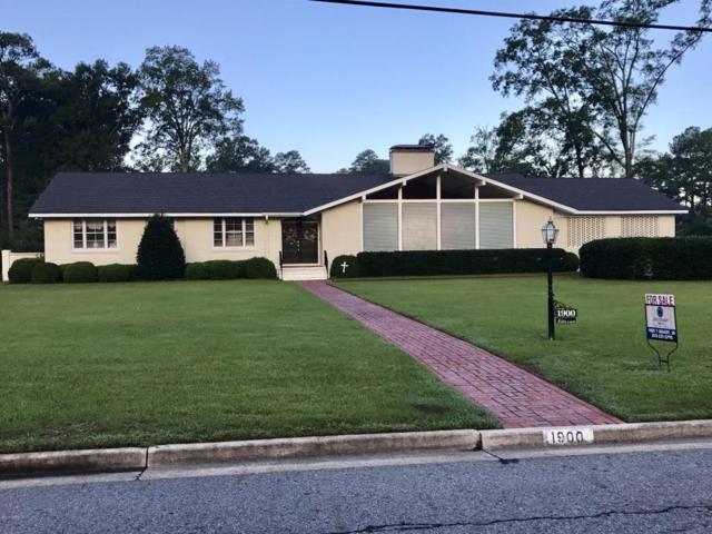 1900 Cambridge Drive, Kinston, NC 28504 (MLS #100043855) :: Century 21 Sweyer & Associates