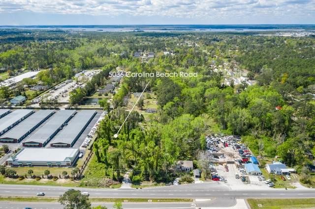 5036 Carolina Beach Road, Wilmington, NC 28412 (MLS #100048516) :: David Cummings Real Estate Team