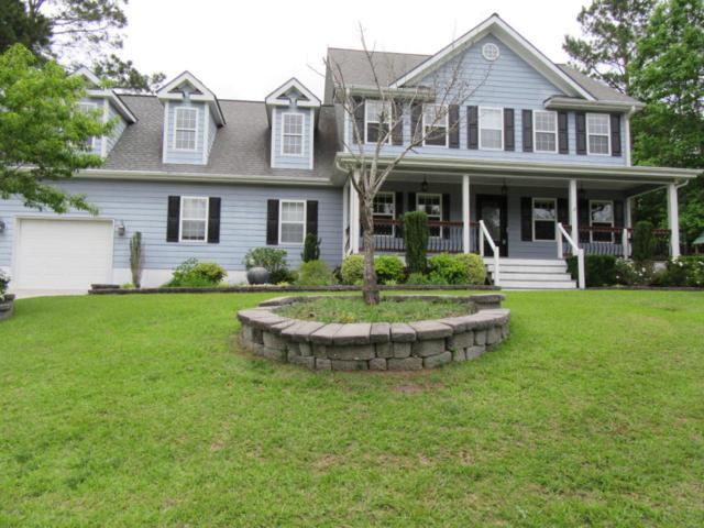 304 Limbaugh Lane, Swansboro, NC 28584 (MLS #100050550) :: Century 21 Sweyer & Associates