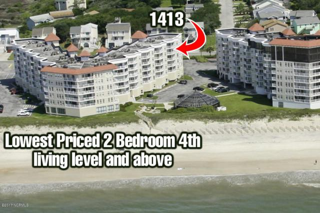 2000 New River Inlet Road #1413, North Topsail Beach, NC 28460 (MLS #100051493) :: Century 21 Sweyer & Associates