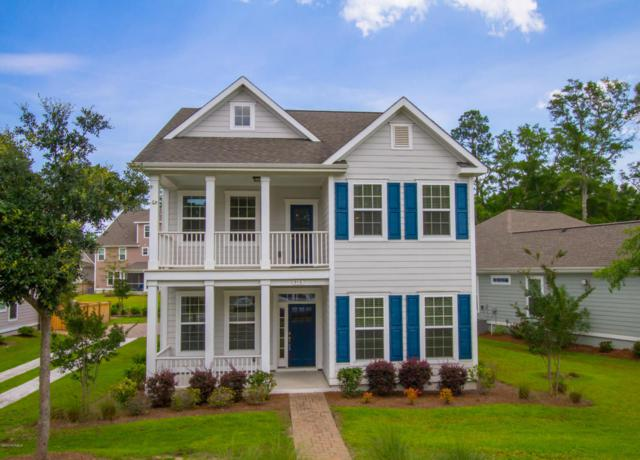 916 Tidalwalk Drive, Wilmington, NC 28409 (MLS #100051615) :: David Cummings Real Estate Team