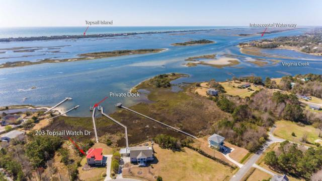 203 Topsail Watch Drive, Hampstead, NC 28443 (MLS #100054832) :: Century 21 Sweyer & Associates