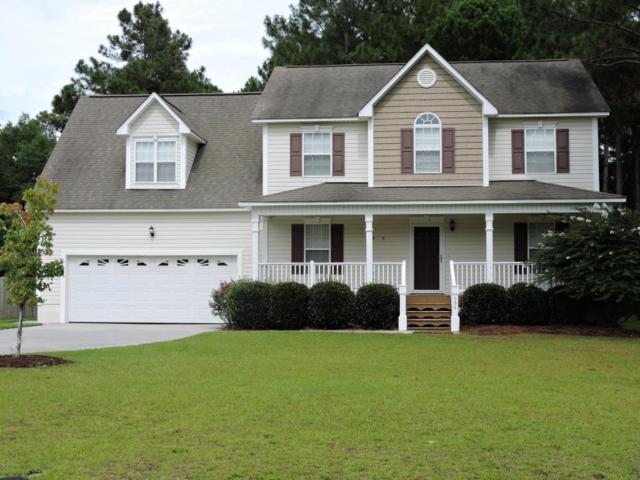 534 Pearson Circle, Newport, NC 28570 (MLS #100055219) :: Century 21 Sweyer & Associates