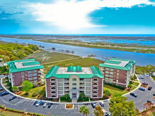 915 Shoreline Drive W #123, Sunset Beach, NC 28468 (MLS #100055761) :: Century 21 Sweyer & Associates