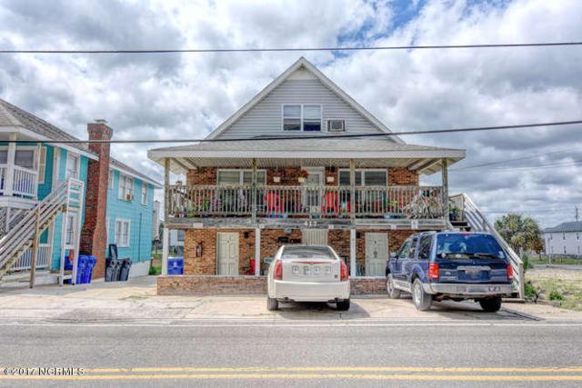 417 Carolina Beach Avenue N, Carolina Beach, NC 28428 (MLS #100058708) :: Century 21 Sweyer & Associates