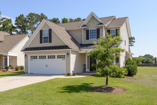2300 Great Laurel Court, Greenville, NC 27834 (MLS #100060417) :: Century 21 Sweyer & Associates