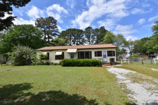 170 Chips Road, Vanceboro, NC 28586 (MLS #100060908) :: The Oceanaire Realty