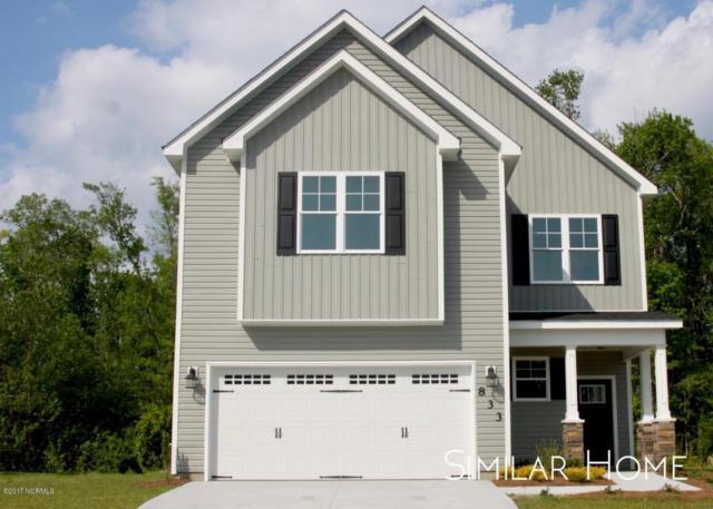 169 Pamlico Drive, Holly Ridge, NC 28445 (MLS #100061373) :: Century 21 Sweyer & Associates