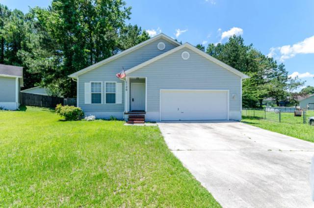120 Waterfall Drive, Jacksonville, NC 28540 (MLS #100061684) :: Century 21 Sweyer & Associates
