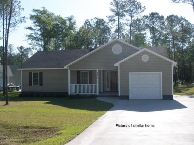 106 Buckskin Drive, Pollocksville, NC 28573 (MLS #100061853) :: Century 21 Sweyer & Associates