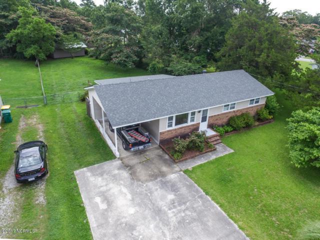 718 W Phillips Drive, Swansboro, NC 28584 (MLS #100062066) :: Century 21 Sweyer & Associates