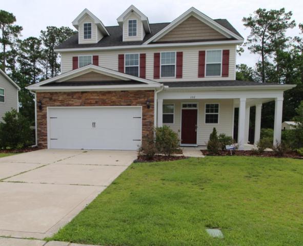 106 Mullholland Place, Jacksonville, NC 28540 (MLS #100062588) :: Century 21 Sweyer & Associates