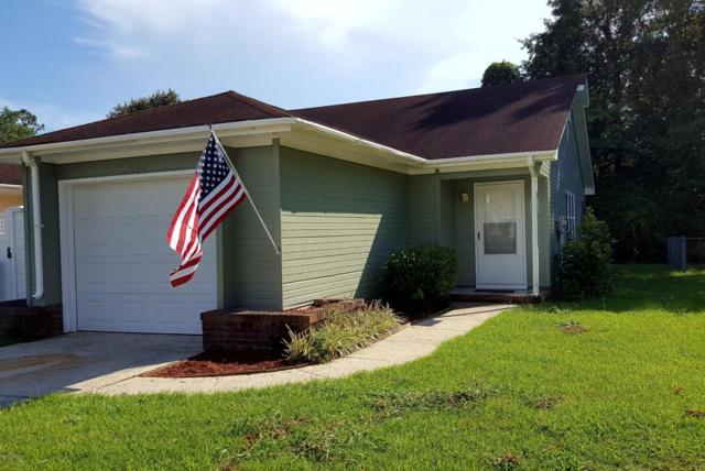 123 Highland Court, Jacksonville, NC 28540 (MLS #100063582) :: Century 21 Sweyer & Associates
