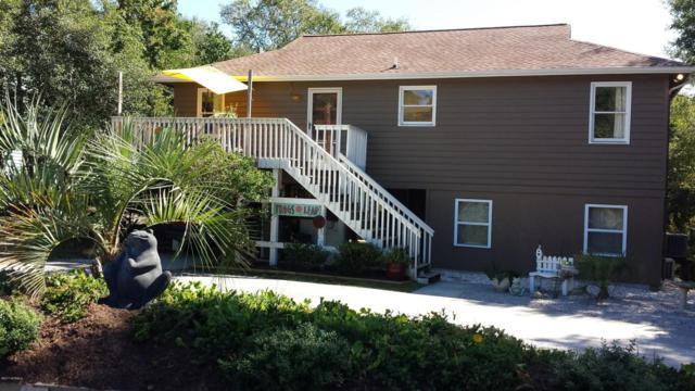 9513 Coast Guard Road, Emerald Isle, NC 28594 (MLS #100063928) :: Century 21 Sweyer & Associates
