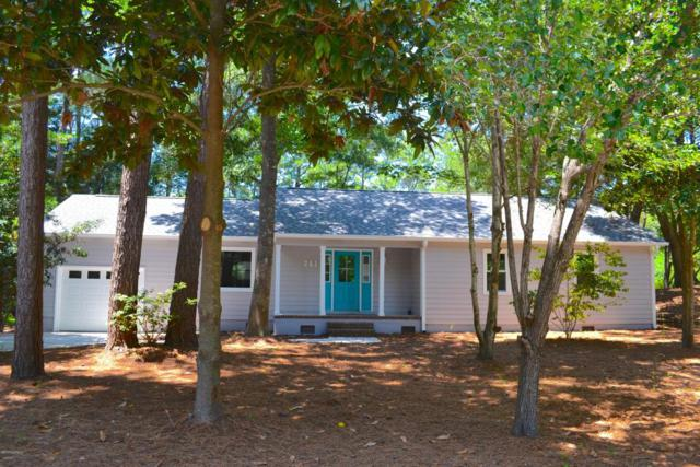 261 Oakleaf Drive, Pine Knoll Shores, NC 28512 (MLS #100065037) :: Century 21 Sweyer & Associates