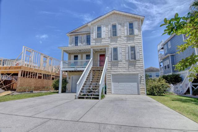 426 Anchor Way, Kure Beach, NC 28449 (MLS #100066412) :: Century 21 Sweyer & Associates