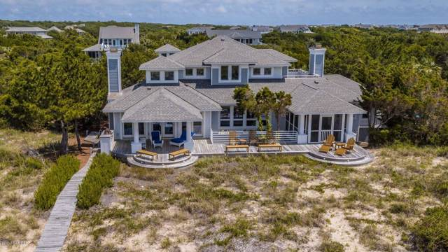 23 Cape Fear Trail, Bald Head Island, NC 28461 (MLS #100068357) :: The Bob Williams Team