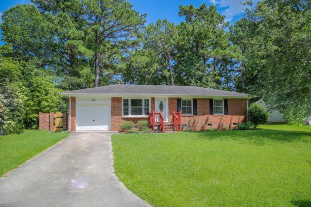 404 Linwood Drive, Jacksonville, NC 28546 (MLS #100071844) :: Century 21 Sweyer & Associates