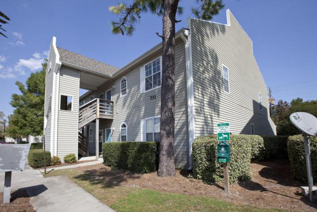 731 Bragg Unit H, Wilmington, NC 28412 (MLS #100072818) :: Century 21 Sweyer & Associates
