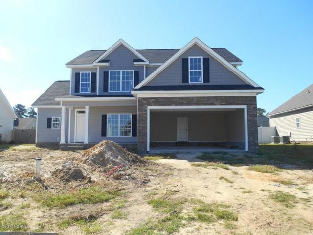 909 Megan Drive, Greenville, NC 27834 (MLS #100073262) :: Century 21 Sweyer & Associates