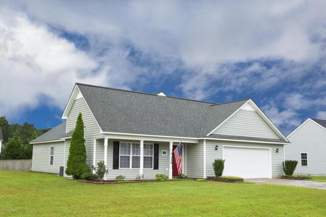 114 Secretariat Drive, Havelock, NC 28532 (MLS #100075259) :: Century 21 Sweyer & Associates