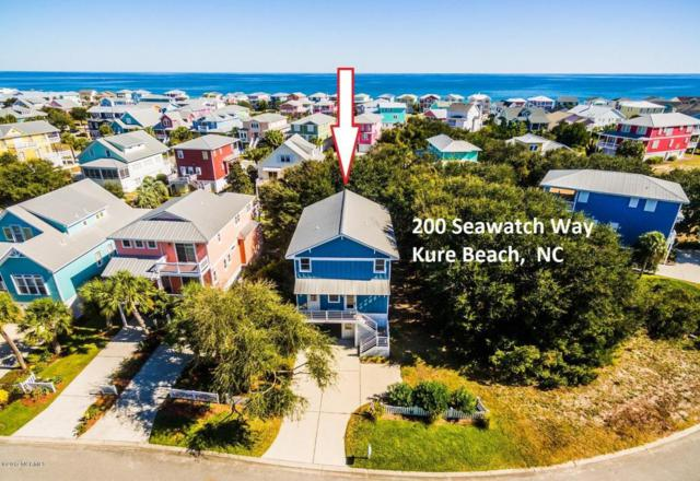 200 Seawatch Way, Kure Beach, NC 28449 (MLS #100077434) :: Century 21 Sweyer & Associates