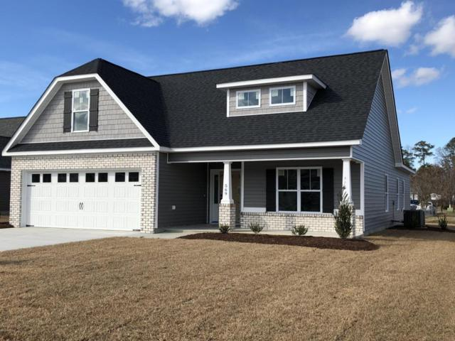 569 Brookfield Drive, Winterville, NC 28590 (MLS #100077524) :: Harrison Dorn Realty