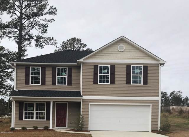 101 Sterncrest Drive, Stella, NC 28582 (MLS #100079443) :: Castro Real Estate Team