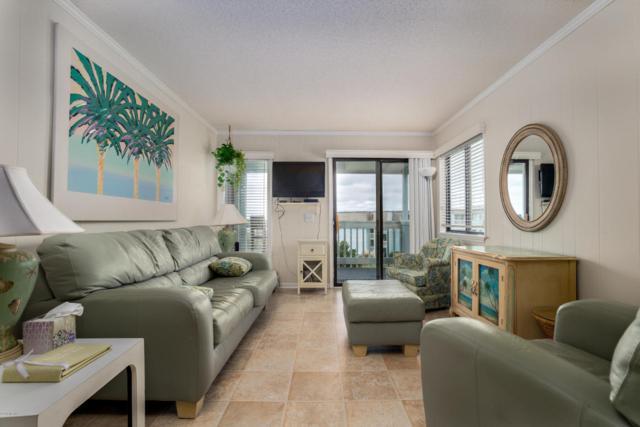 301 Commerce Way Road #318, Atlantic Beach, NC 28512 (MLS #100079858) :: David Cummings Real Estate Team
