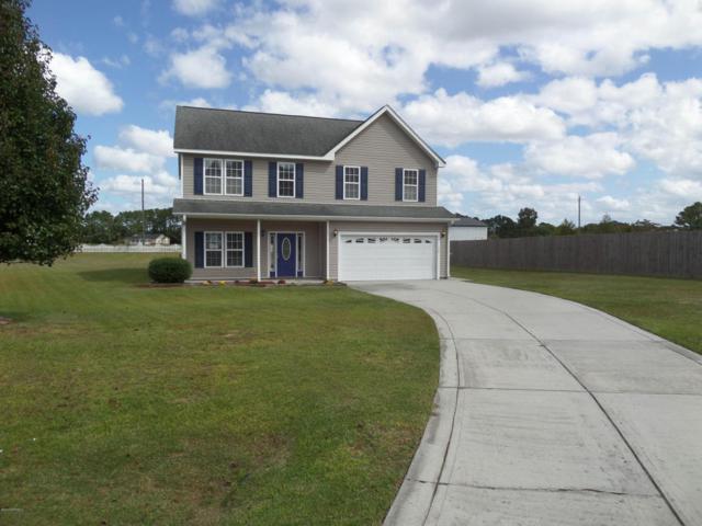 108 Marvin Glen Court, Richlands, NC 28574 (MLS #100081522) :: Century 21 Sweyer & Associates