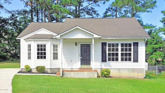 411 Somerset Cove, Jacksonville, NC 28546 (MLS #100083300) :: Century 21 Sweyer & Associates