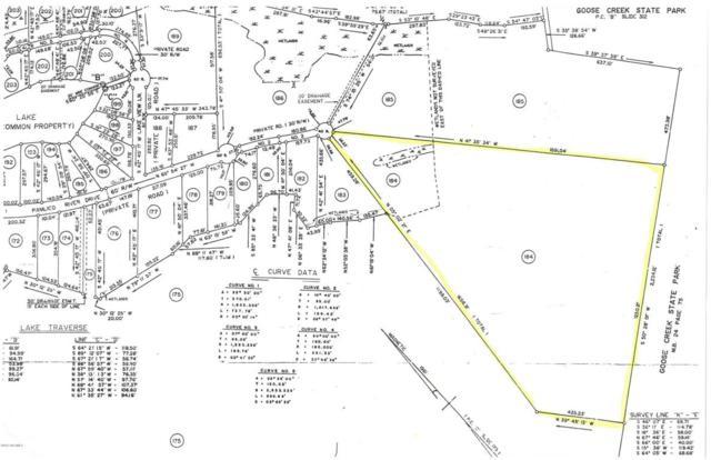 614 Pamlico River Dr, Washington, NC 27889 (MLS #100084554) :: The Keith Beatty Team