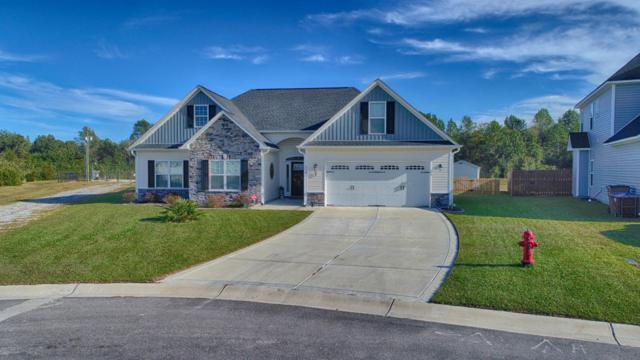 268 Cuddy Court, Sneads Ferry, NC 28460 (MLS #100086073) :: Harrison Dorn Realty