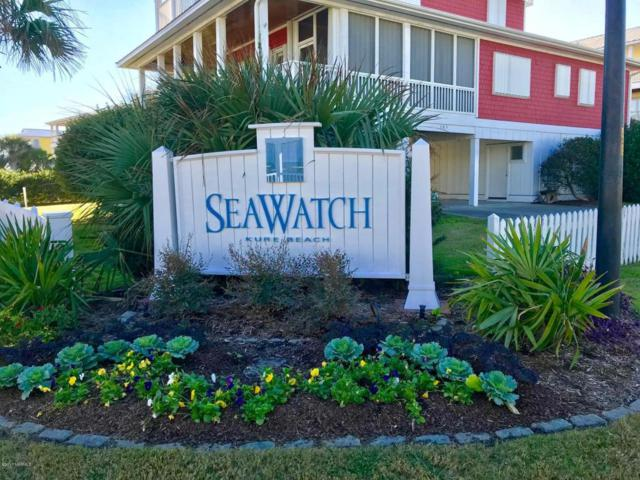 511 Seahorse Place, Kure Beach, NC 28449 (MLS #100086888) :: The Keith Beatty Team