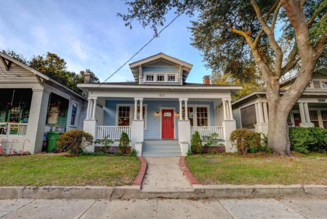 1907 Pender Avenue, Wilmington, NC 28403 (MLS #100091909) :: David Cummings Real Estate Team