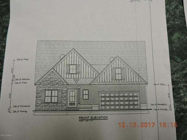 203 Bluewater Cove, Swansboro, NC 28584 (MLS #100092449) :: Century 21 Sweyer & Associates