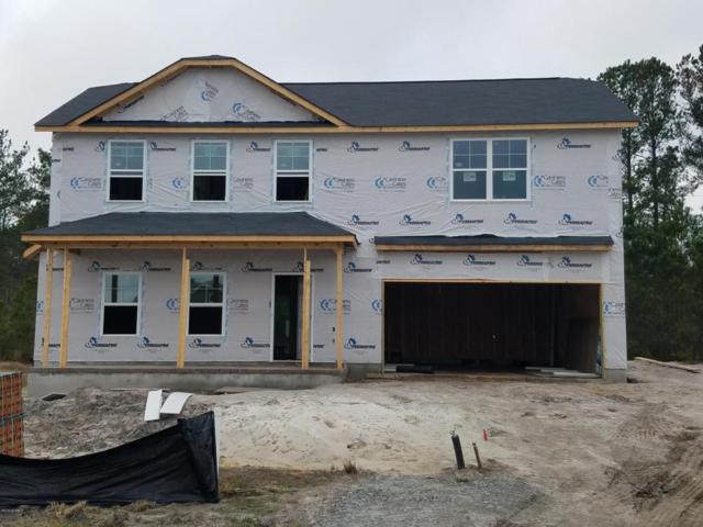 1405 Teakwood Drive, Greenville, NC 27834 (MLS #100093129) :: Century 21 Sweyer & Associates
