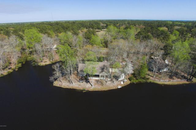 458 Country Club Drive W, Minnesott Beach, NC 28510 (MLS #100095988) :: The Oceanaire Realty