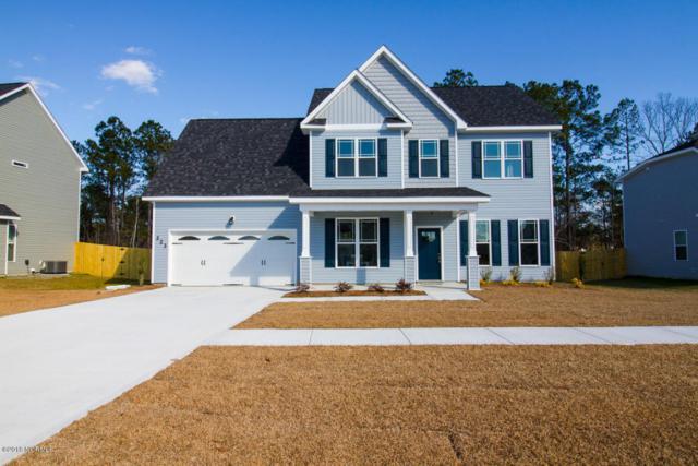 525 New Hanover Trail, Jacksonville, NC 28546 (MLS #100097714) :: Harrison Dorn Realty
