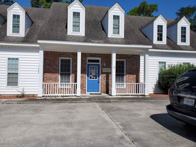 9222 Beach Drive SW 7A, Calabash, NC 28467 (MLS #100098214) :: RE/MAX Essential