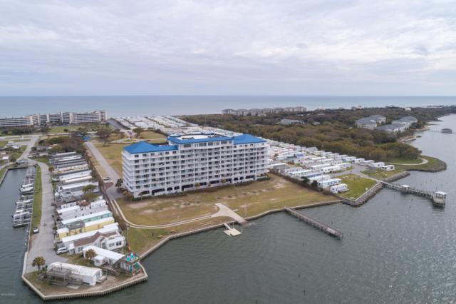 1550 Salter Path Road #110, Indian Beach, NC 28512 (MLS #100099444) :: The Oceanaire Realty