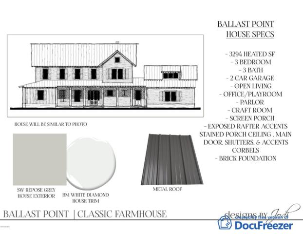 8 Ballast Point Road, Hampstead, NC 28443 (MLS #100100079) :: Century 21 Sweyer & Associates