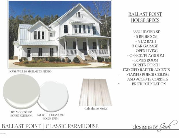 9 Ballast Point Road, Hampstead, NC 28443 (MLS #100100447) :: Century 21 Sweyer & Associates