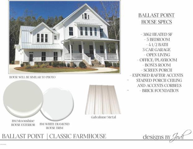 9 Ballast Point Road, Hampstead, NC 28443 (MLS #100100447) :: Century 21 Sweyer & Associates