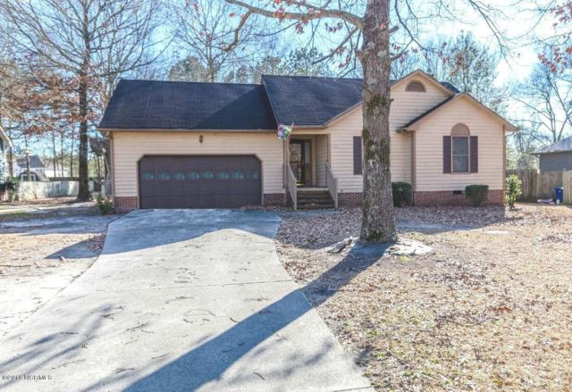 1304 Willow Springs Drive E, Richlands, NC 28574 (MLS #100100463) :: RE/MAX Essential