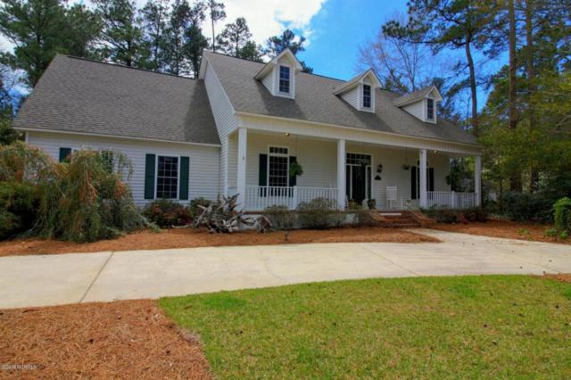 402 Oakmont Drive, Morehead City, NC 28557 (MLS #100100488) :: David Cummings Real Estate Team