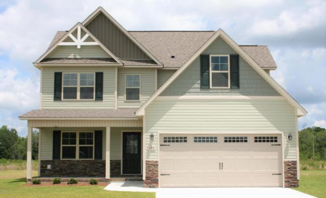 120 Sonia Drive, Hubert, NC 28539 (MLS #100101595) :: Harrison Dorn Realty