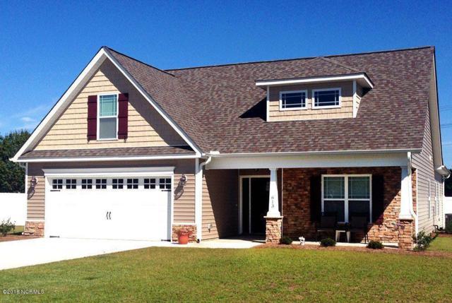 512 Brookfield Drive, Winterville, NC 28590 (MLS #100101858) :: Harrison Dorn Realty