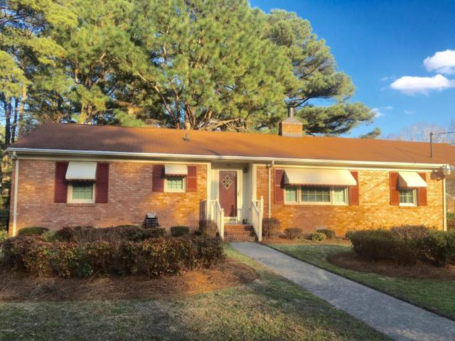 105 Vernon Street, Greenville, NC 27834 (MLS #100102499) :: RE/MAX Essential